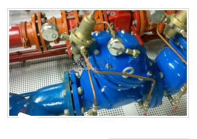 水力控制閥應用
